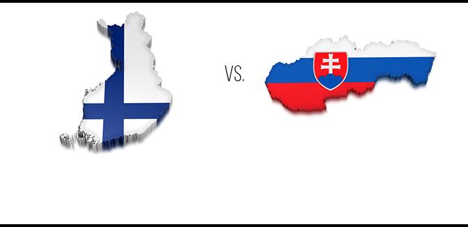 Slováci dlho odolávali, no nakoniec prehrali s Fínskom 0:3