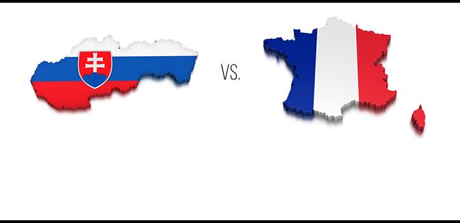 Slováci v generálke prehrali a prerušili víťaznú sériu