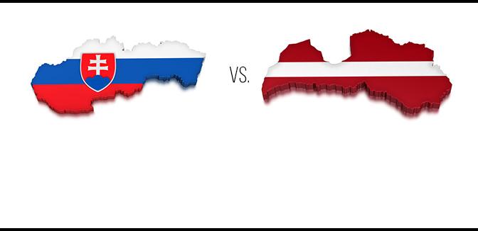 Slovensko porazilo Lotyšov aj druhýkrát a zaznamenalo už štvrté víťazstvo v rade