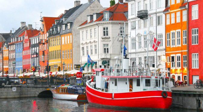 Kodaň - hlavné mesto Dánska