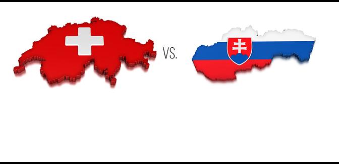 Slováci po tvrdom boji postupujú z tretieho miesta