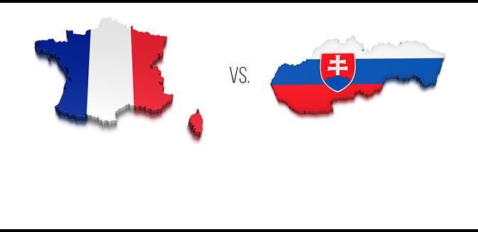 Slováci sa po týždni dočkali triumfu, zdolali Francúzsko