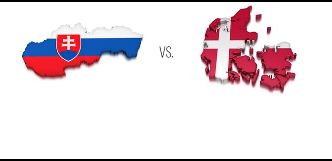 Slováci na záver zdolali po nájazdoch Dánsko, rozhodol lúčiaci sa Nagy