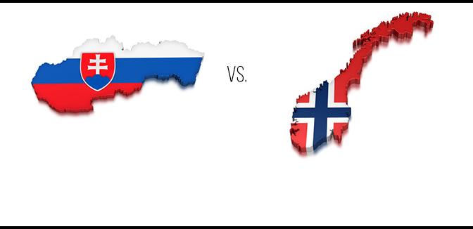 Slováci v generálke zdolali Nórov až po predĺžení