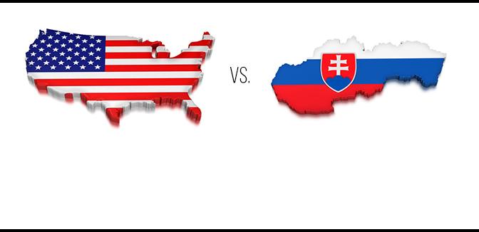 Disciplinovaní Slováci na úvod turnaja zaskočili Američanov
